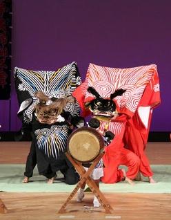 獅子舞①アイキャッチ